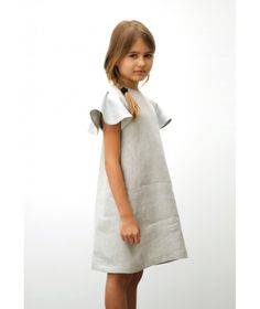 Motoreta Sukienka Dress Polis grey szara
