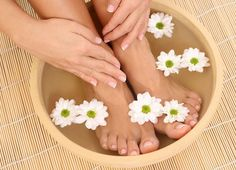 One or Two Deluxe Mani-Pedis or One Hot-Stone Mani-Pedi at Dracut Luxor Nail and Organic Spa (Up to Off) French Pedicure, Pedicure At Home, Pedicure Spa, Nail Spa, Manicure And Pedicure, Pedicure Tools, Shellac Manicure, Mani Pedi, Hair And Nail Salon