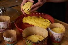 Обалденное венское тесто для куличей Bolet, My Dessert, Russian Recipes, Easter Recipes, Easter Food, Baking Recipes, Cupcake Cakes, Muffin, Food And Drink