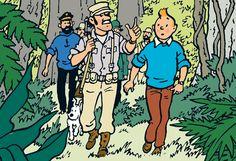 Tintin à Cuba !