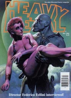 Richard Corben was born on a farm [2] in Anderson, Missouri, and went on to get a Bachelor of Fine Arts degree from the Kansas City Art Ins...