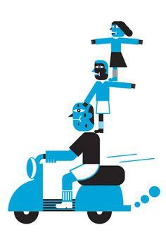 Jorge Martin illustration