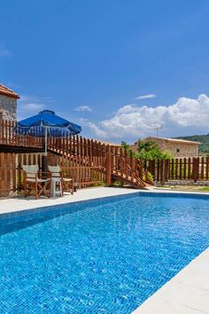 Peaceful moments in the #countryside! Stay in the  #luxury 4-bedroom Cretan Residence in the famous village of Platanias and enjoy your #summer #family holidays! #crete #travel #vacations #island #pool #villa #TheHotelgr