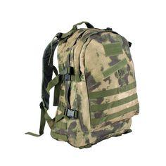 40L Outdoors Sport Military Tactical Khaki Backpacks Molle Rucksack Camping  Hiking Trekking Bag 9aad49f0ea475