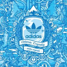JthreeConcepts x Adidas Originals (DH Editions) on Behance