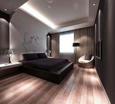 Idee per dipingere le pareti della camera da letto   Wow   Pinterest ...