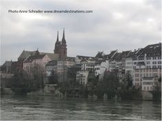 Old town Basel, Switzerland