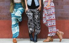 Women do love harem pants because they can be used on multiple occasions. There are different kinds of harem pants for women in this post. Beauty Industry, Fashion Beauty, Harem Pants, Pants For Women, Harem Trousers, Harlem Pants