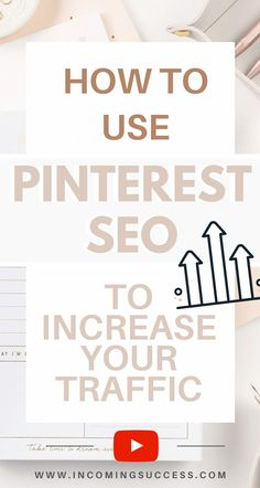 If you want to increase your website traffic and Pageviews with Pinterest Marketing - then you must know that SEO plays a huge role in the growth strategies you need to use!  Why? Because Pinterest is a Search Engine and it is based on Keywords at the base of the Algorithm!  This is why learning what SEO Tips you need to follow for the growth of your Profile is Essential!  Watch this Video to Learn everything you need to know about Pins, Boards & Pinterest Profile SEO!
