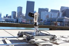 Picture of Robotic Camera Dolly System