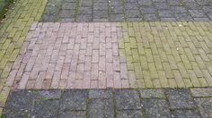 Tegels schoonmaken is helemaal niet moeilijk. Zelf al heb je groene aanslag op je sierbestrating dan nog hoef je geen moeilijke stappen te ondernemen. Wil je je tegels schoonmaken, dan heb je niet veel nodig. Voor een mooie en schone bestrating kun je je tegels het beste elke week met een bezem vegen. Zo veeg je oude bladeren, die vlekken veroorzaken, en onkruidzaden, die van bovenaf op je tegels neerdalen, weg.