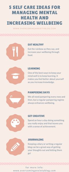 Self-care tips for managing mental health and increasing wellbeing Mental Health And Wellbeing, Good Mental Health, Mental Health Awareness, Mental Health Nursing, Mental Health Journal, Health And Wellness Quotes, Mental Health Disorders, Improve Mental Health, Yoga Routine