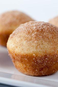 Cinnamon Sugar French Breakfast Muffins Recipe