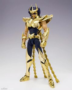 ToyzMag.com » SAINT SEIYA MYTH CLOTH EX : nouvelles figurines exclusives
