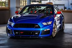 2015 Roush Ford Mustang #fordmustang   #mustang #musclecars Muscle Cars of America - Google+