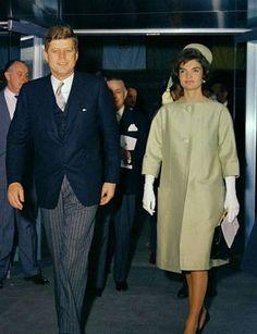 JFK & Jackie celebrating the unification of Italy.