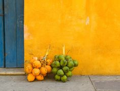 Photo about Fresh coconuts in the street of Cartagena, Colombia. Image of agriculture, spectacular, cluster - 12594997 Images Of Colours, Facebook Photos, Agriculture, Bunt, Layout Design, Around The Worlds, Graphic Design, Street, Painting