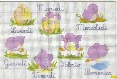 http://www.amicamamma.org/2014/03/bavaglini-punto-croce-schemi-gratis.html