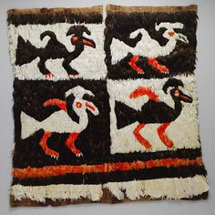 Feathered Tunic [Peru, Chimú] (63.163) | Heilbrunn Timeline of Art History | The Metropolitan Museum of Art