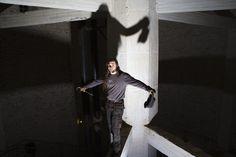 Intiön vesitornin tuntee koko Oulu, mutta kuka on mystinen torninvartija nimeltä Daniel Herrera C.?