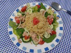 super salad by myself