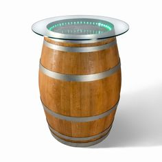 1000 images about barricas on pinterest bar tables for Barril mueble bar