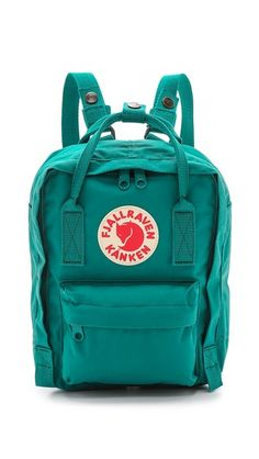 Fjallraven Kanken Mini Backpack for the person whose obsessed with scando fashion.