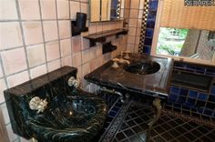 1940's bathroom- what is this sink thing? - Old House Forum ...