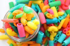 Pasos para hacer tu pasta de colores! | #Artividades