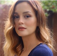 """""""The beauty of a woman must be seen from in her eyes; that is the doorway to her heart, the place where love resides. Celebrity Faces, Celebrity Look, Celebrity Hairstyles, Leighton Meester, Hollywood Actress Photos, Instagram Girls, Instagram Makeup, Instagram Life, Bombshell Beauty"""