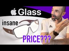 Apple Glass leaks with surprising price. Can it be real? - YouTube Apple Glasses, Video Source, Apple News, Augmented Reality, Tech News, Channel, Digital, Youtube, Youtube Movies