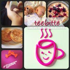 teebitte - Der Blog über Kinderwunsch, Familie, DIY, Kochen, Backen, Abnehmen, USA und vieles mehr ... :)