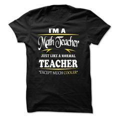 Math Teacher cooler T-Shirts, Hoodies, Sweaters