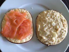 Koolhydraatarme recepten: Rookkaas crackers