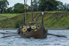 Vikings Season 4 Episode 7 King Harald Finehair's longships
