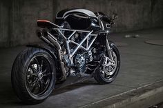 Ducati 848 by Apogee Motorworks 5