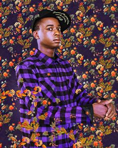 Kehinde Wiley (painter) - 25 Awesome Contemporary Portrait Artists | Complex