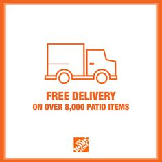 Free Delivery On Over 8 000 Patio Items Billionaire Lifestyle Home Depot