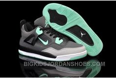 Buy Discount Nike Air Jordan 4 Kids Grey Black Shoes from Reliable Discount Nike Air Jordan 4 Kids Grey Black Shoes suppliers.Find Quality Discount Nike Air Jordan 4 Kids Grey Black Shoes and more on Footlocker. Nike Kids Shoes, Black Nike Shoes, New Jordans Shoes, Kids Jordans, Air Jordan Shoes, Black Nikes, Jordan 4, Nike Michael Jordan, Jordan Store