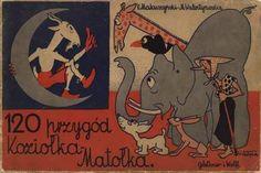 """""""Koziołek Matołek"""" by Kornel Makuszyński (first edition)"""
