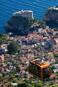 Fort Lovrijenac, Dubrovnik, Croatia  (by Henrik Johansson)