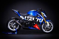 Suzuki GSX-S 1000 by HPC-Power