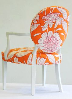 Such a fun chair from Wild Chairy.
