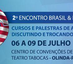 2º Encontro Brasil e EUA de Autismo Usa, Stitches, Feelings, Early Education, Brazil, Gross Motor