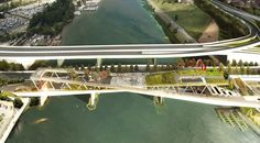 designs revealed for 11th street bridge park in washington DC