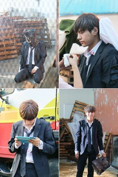 [Melon Story] 160919 #인피니트 L - 'INFINITE Only' MV Making