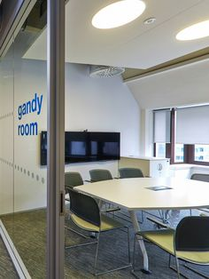 We worked with Cundall to design and build an agile working environment in their Birmingham office. Office Fit Out, The Office, Engineering Firms, Environmental Graphic Design, Meeting Rooms, Refurbishment, Birmingham, Audio, Tech