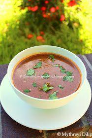 Chettinad Recipes: Biryani Gravy Recipe - Side dish for Biryani / Parotta Vegetarian Side Dishes, Vegetarian Recipes, Cooking Recipes, Indian Food Recipes, Asian Recipes, Indian Snacks, Briyani Recipe, Kulambu Recipe, Easy Gravy Recipe