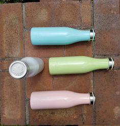 BOTANEX  VINTAGE MILK PINT INSULATED BOTTLE - PASTELS SET OF 4 The Classic Vintage Milk Pint shaped bottle is now insulated! Embossed with the iconic Botanex Leaf both on the lid and bottle wall. Crafted from stainless steel with double insulation to safeguard your hot or cold drink. Pool Fun, Beach Pool, Bottle Wall, Water Bottle, Cool Pools, Cold Drinks, Insulation, Pastels, Picnic