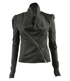 All Saints Dresden leather jacket